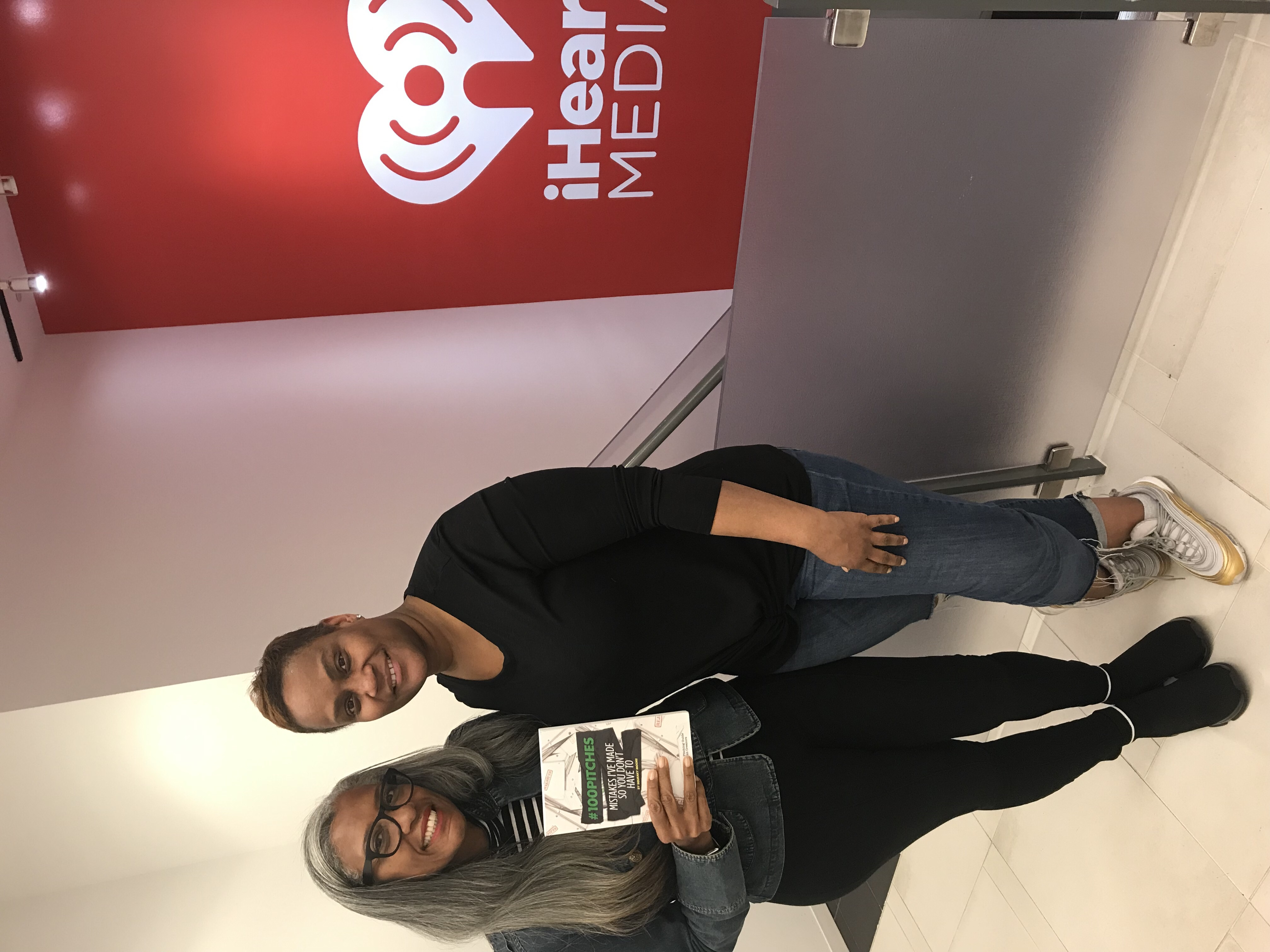 My Interview on Iheart Radio's The Public Library Podcast
